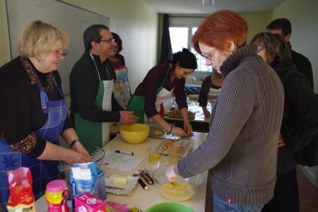 Atelier cuisine Dolci italiani